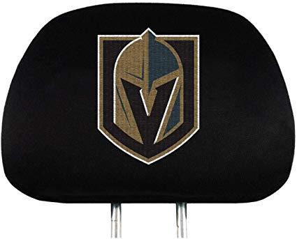 Knights Headrest Cover