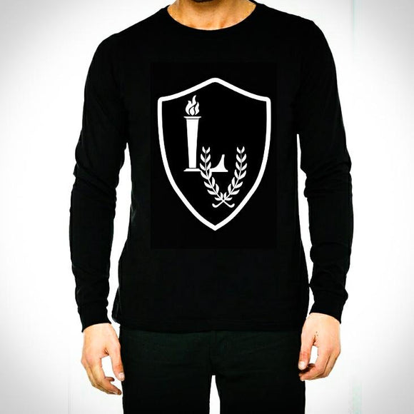 Live Victorious Long Sleeve Torch T
