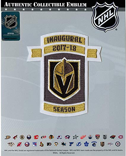 Knights Inaugural patch