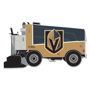 Knights Zamboni Pin