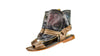 Athena summer sandal, open toe, left side view