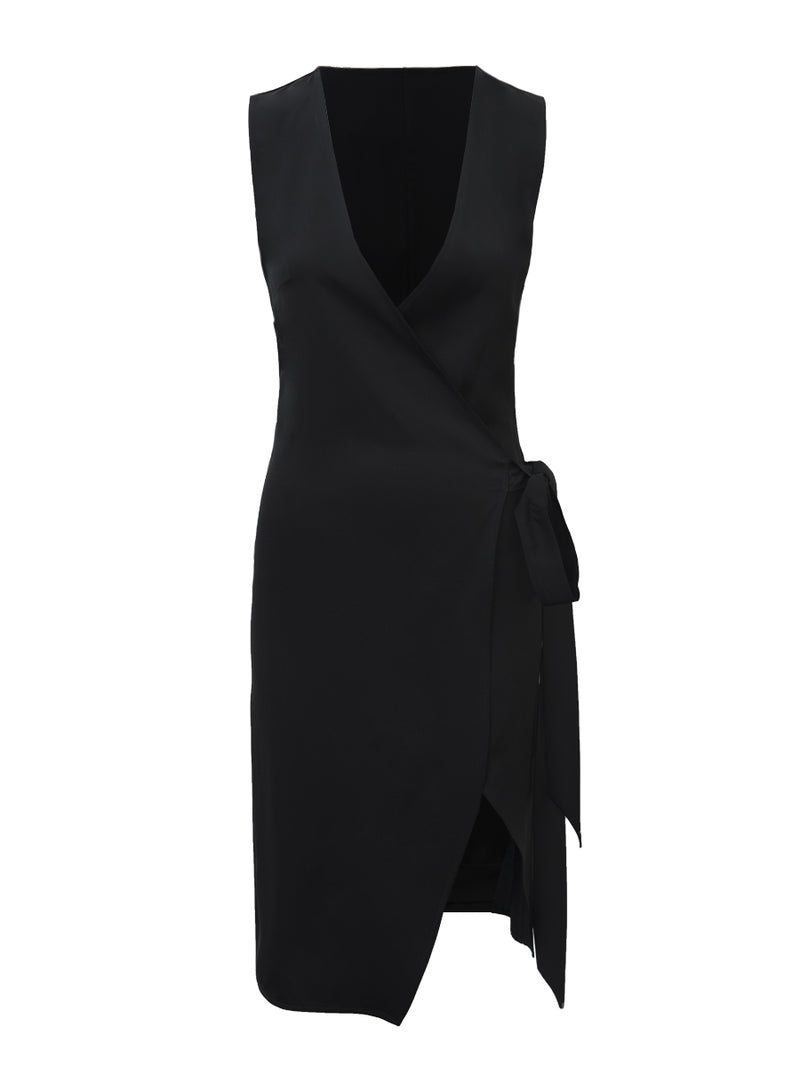 Allure Dress Black