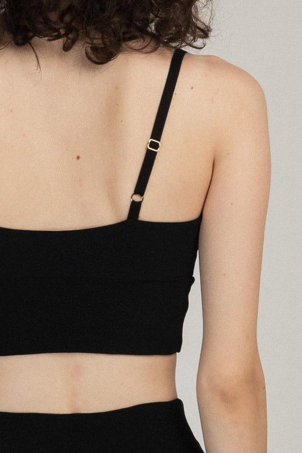 Base Bra Top Black