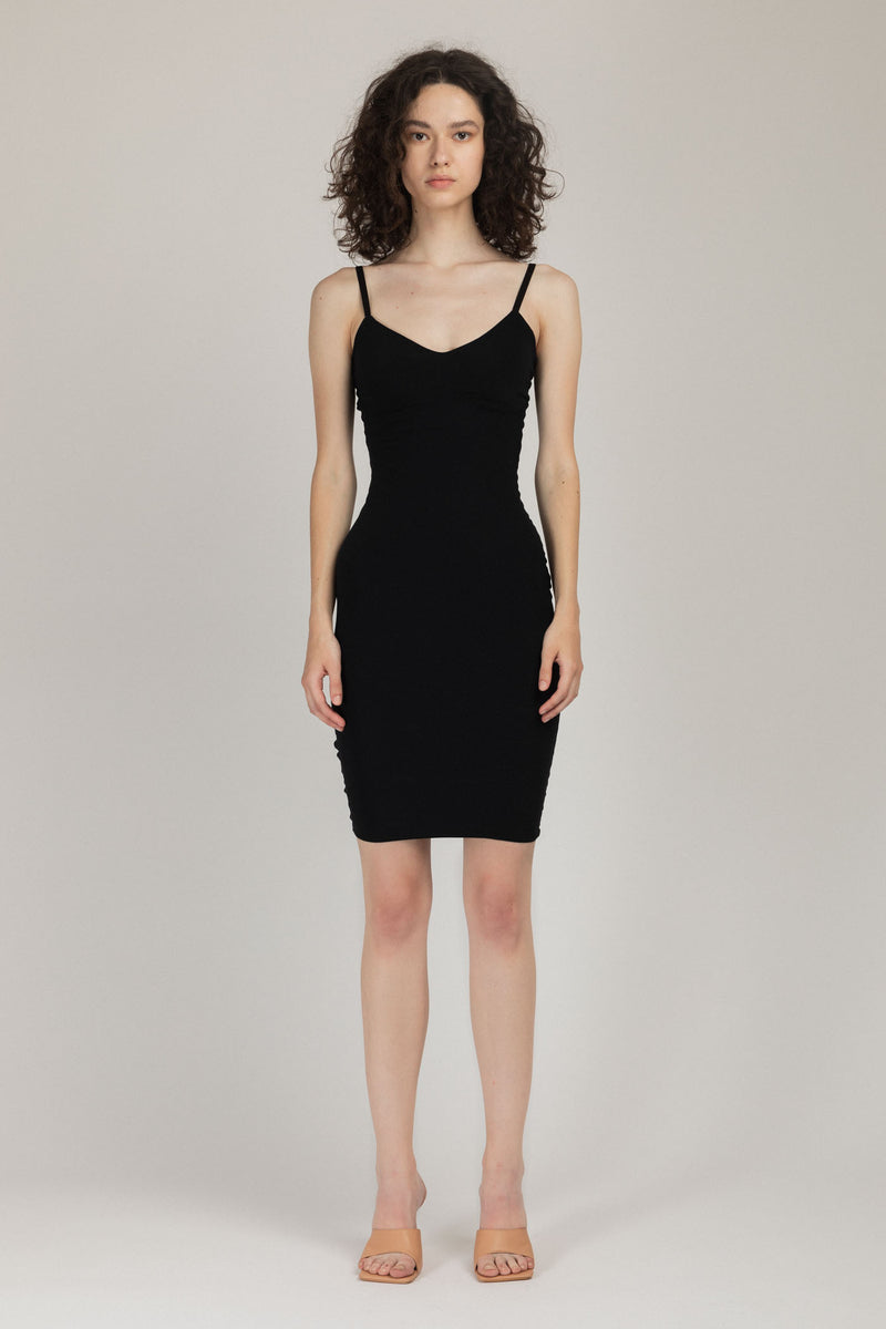 Base Dress Black