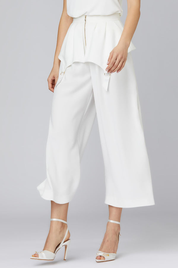 Blaze Trousers White