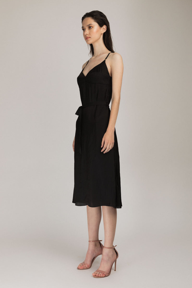 Escapade Dress Black