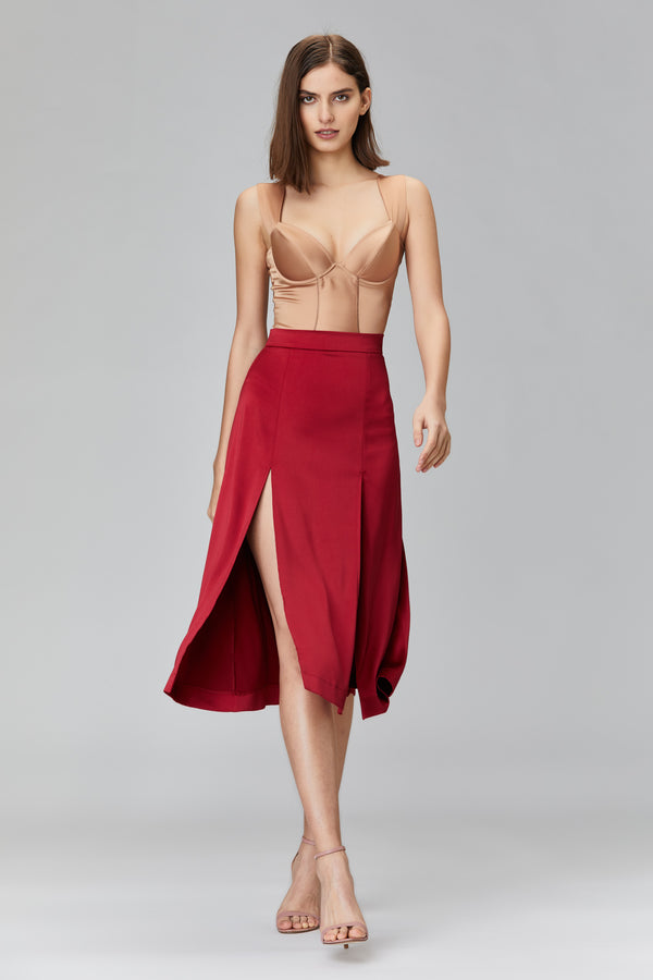 Hallow Skirt Red