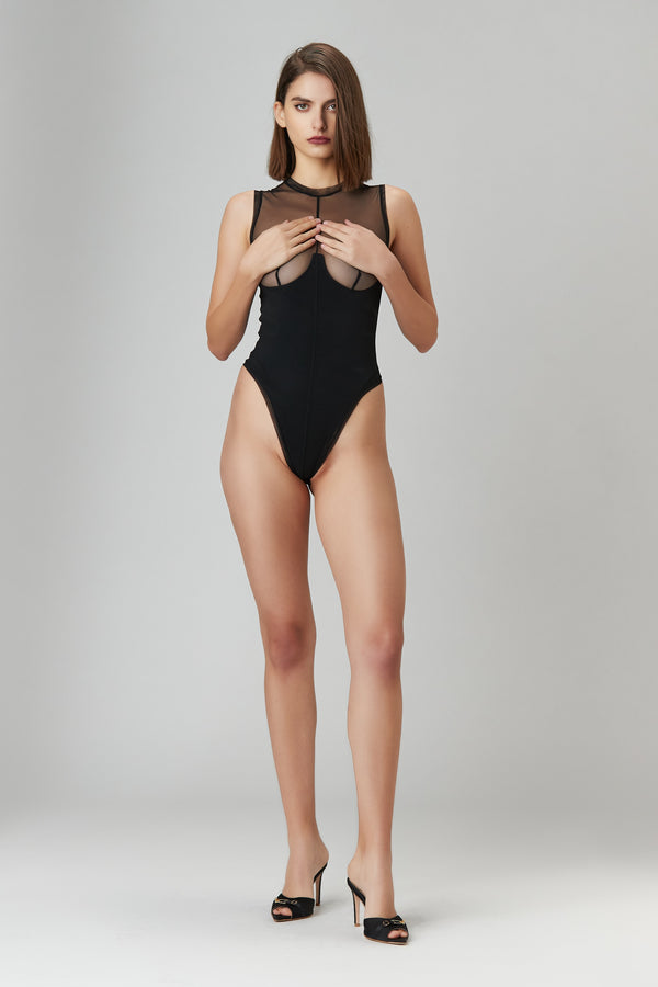 Hold-Up Bodysuit