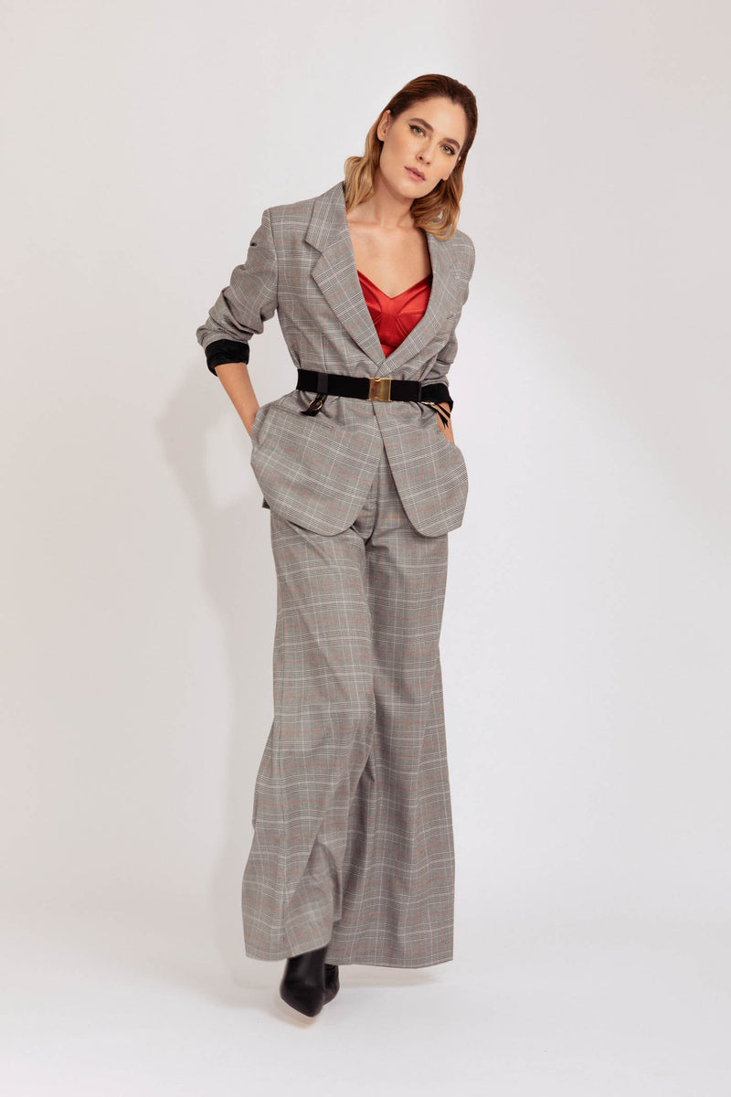 Memory Trousers Plaid