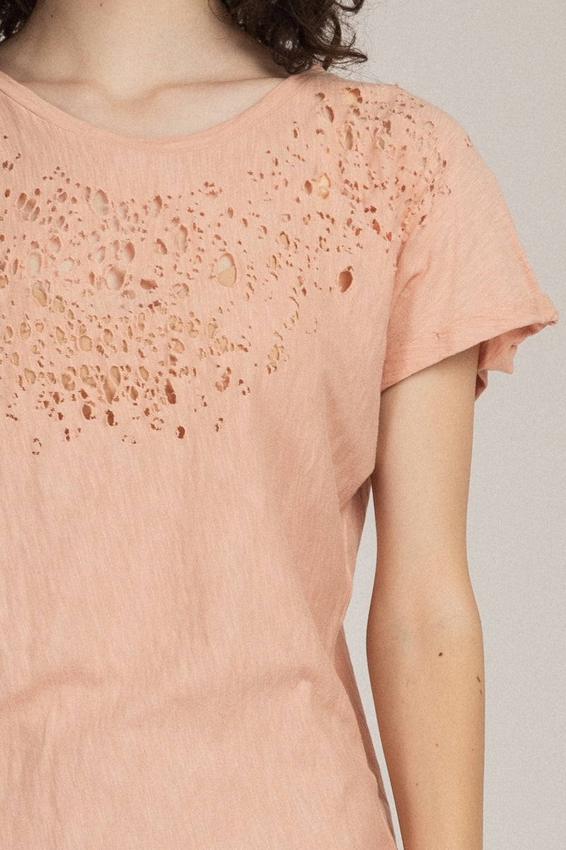 Poke T-Shirt Blush
