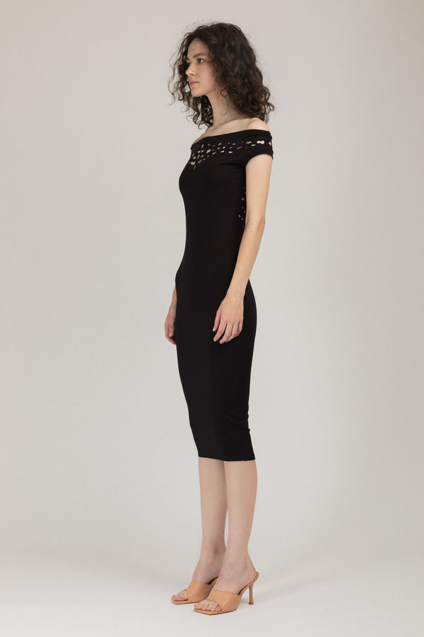 Pose Dress Black