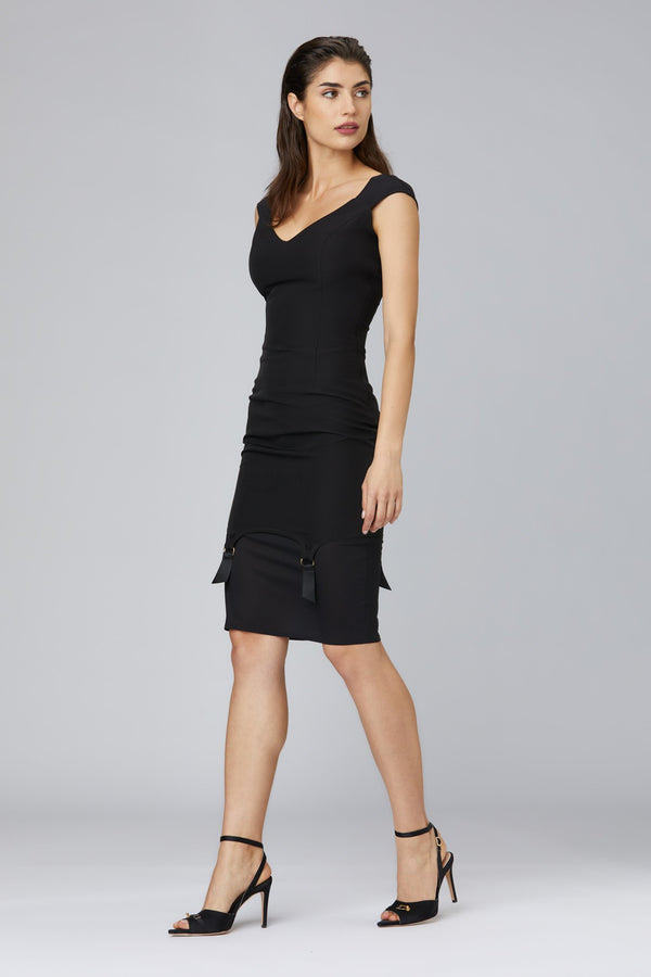 Profane Dress Black