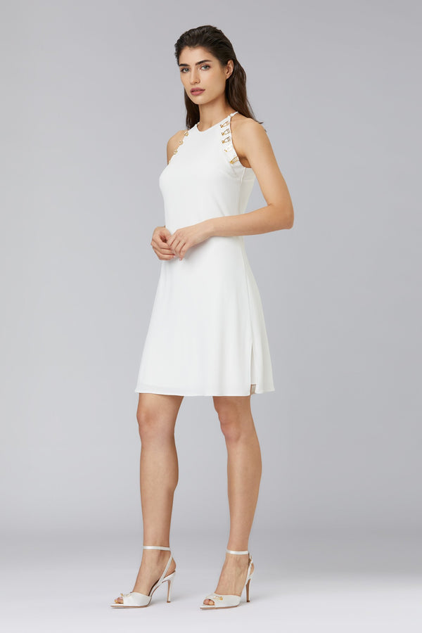 Reserved Dress White