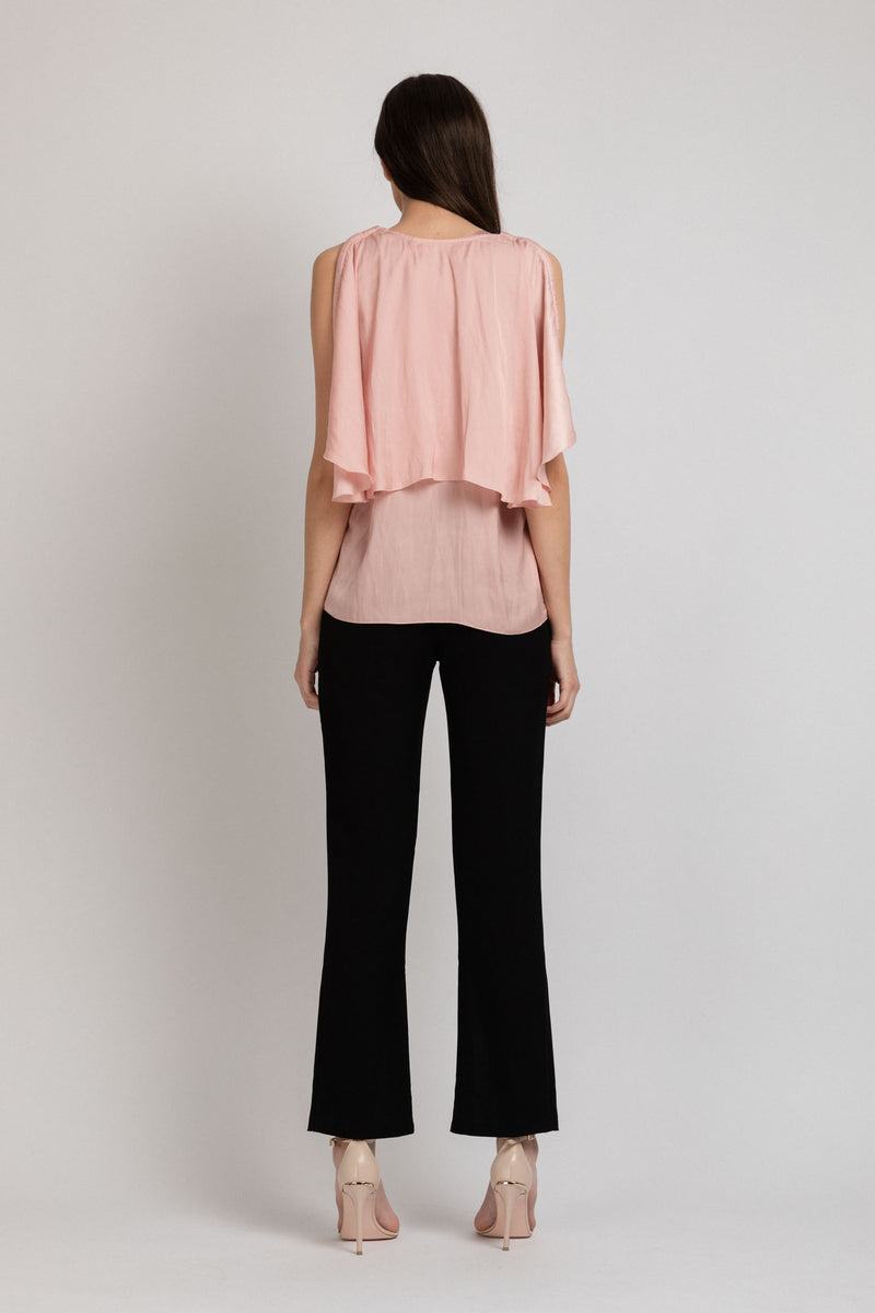 Diversion Blouse Blush