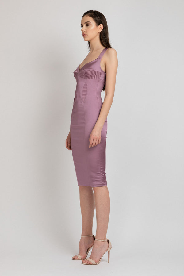 Haze Dress Lavender