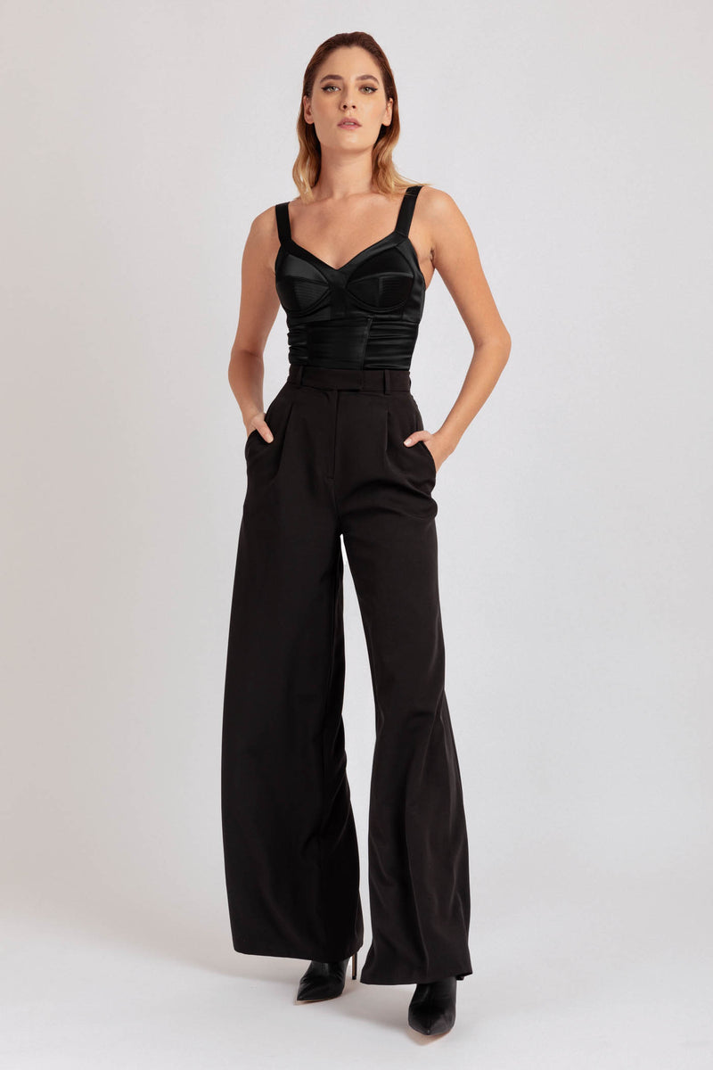 Memory Trousers Black