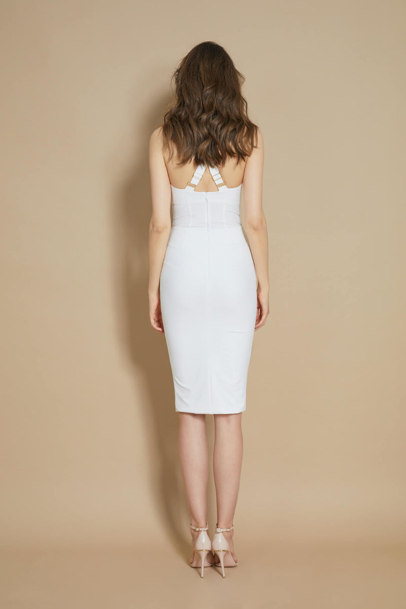 Core Skirt White