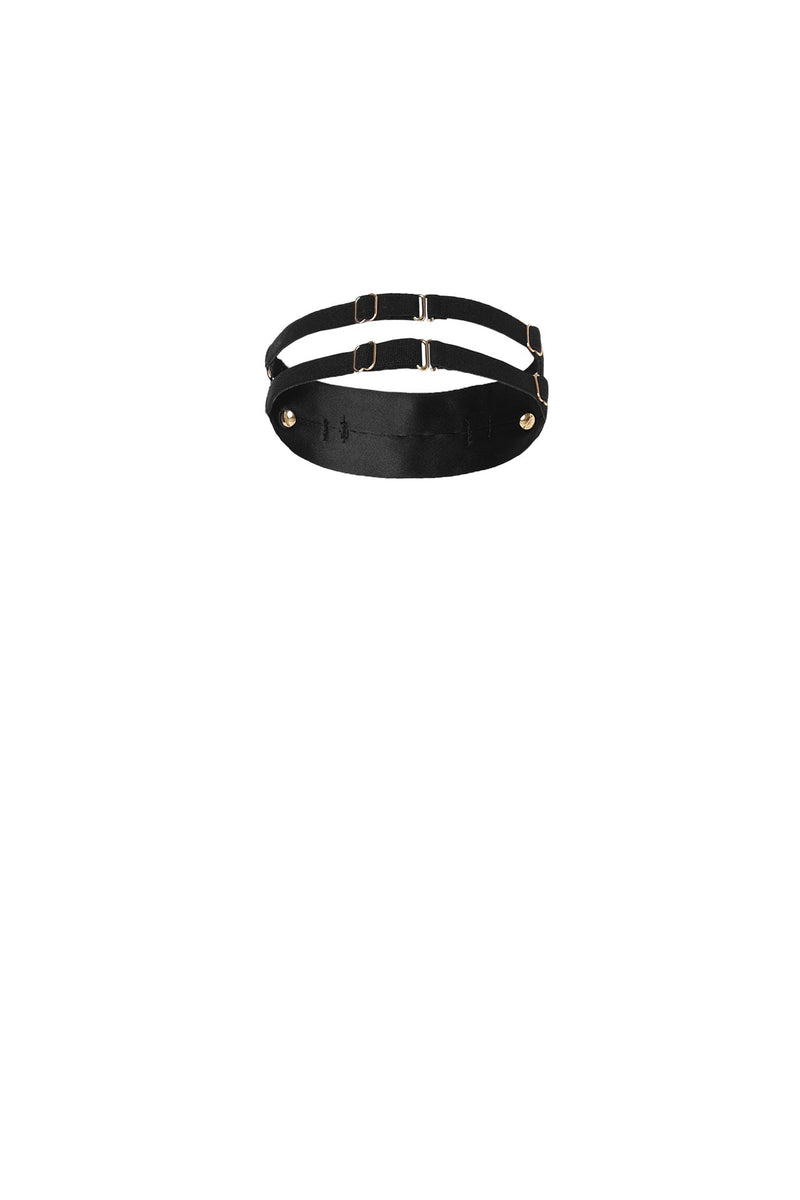 Secure Collar Black