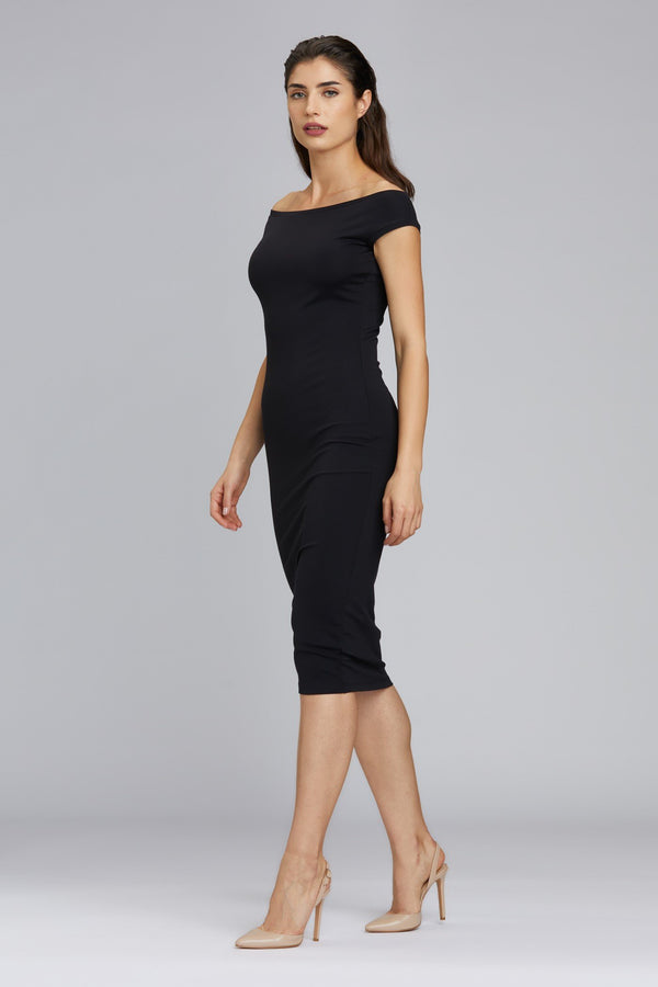 Shape Dress Black