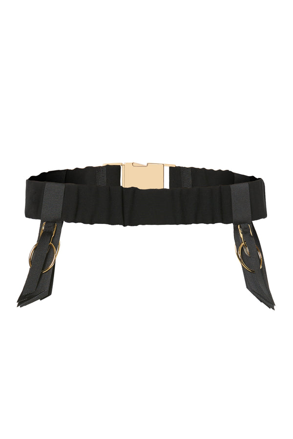 Temptation Belt Black