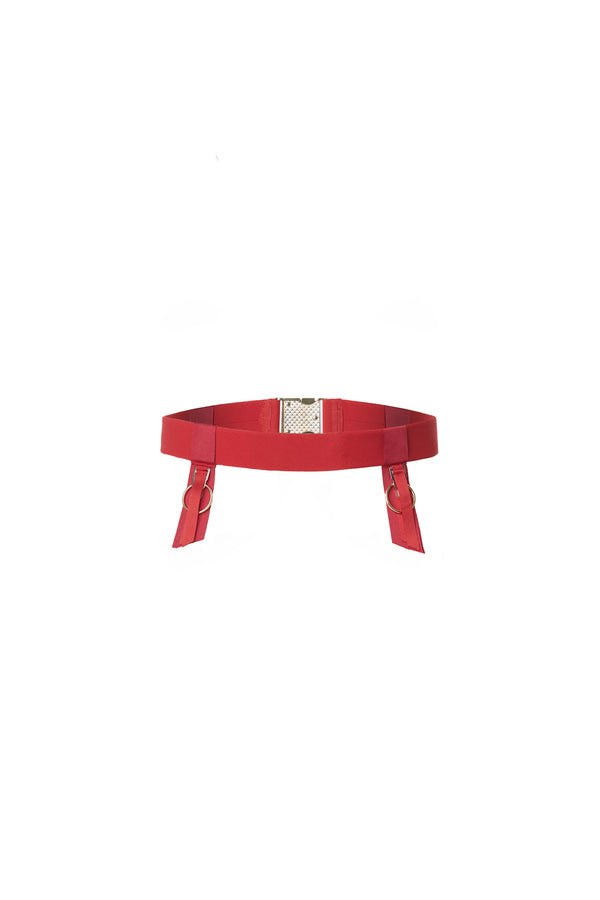 Temptation Belt Red