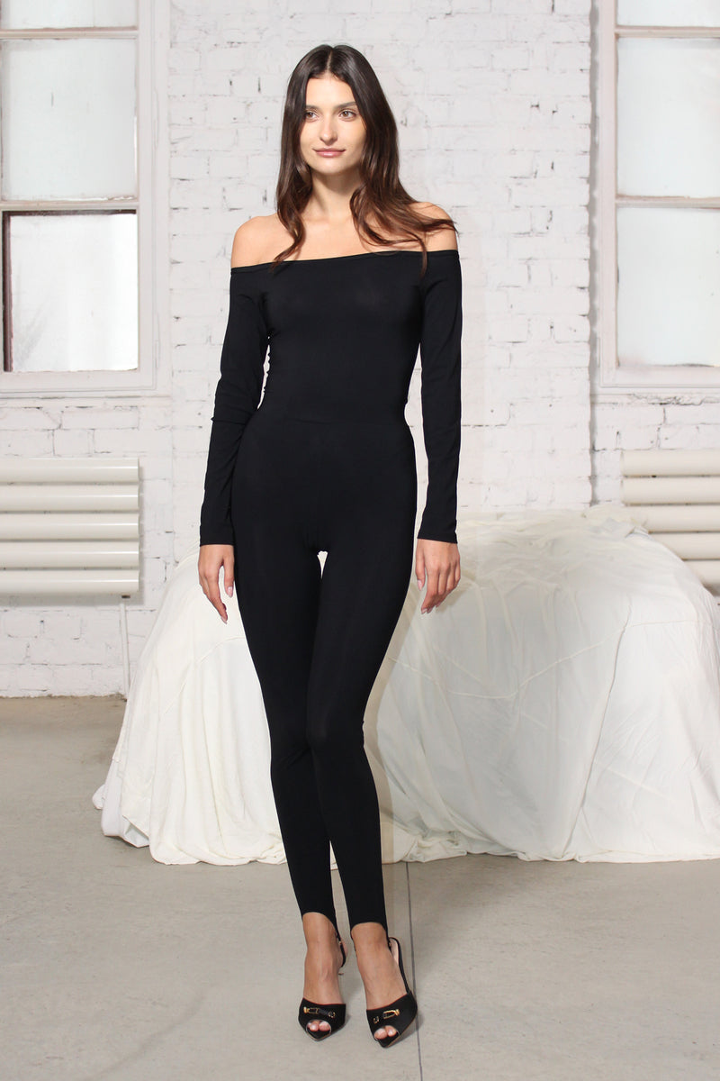 Shaping bodysuits and leggings made from lightweight precious material.