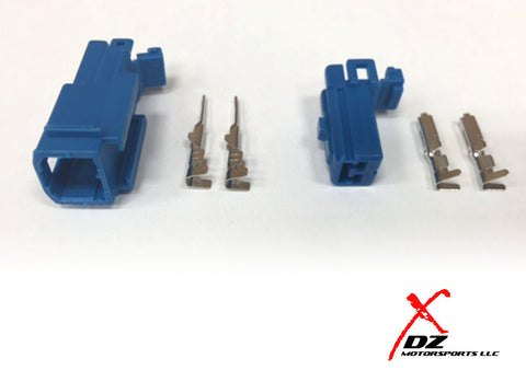 OEM style replacement electrical connectors