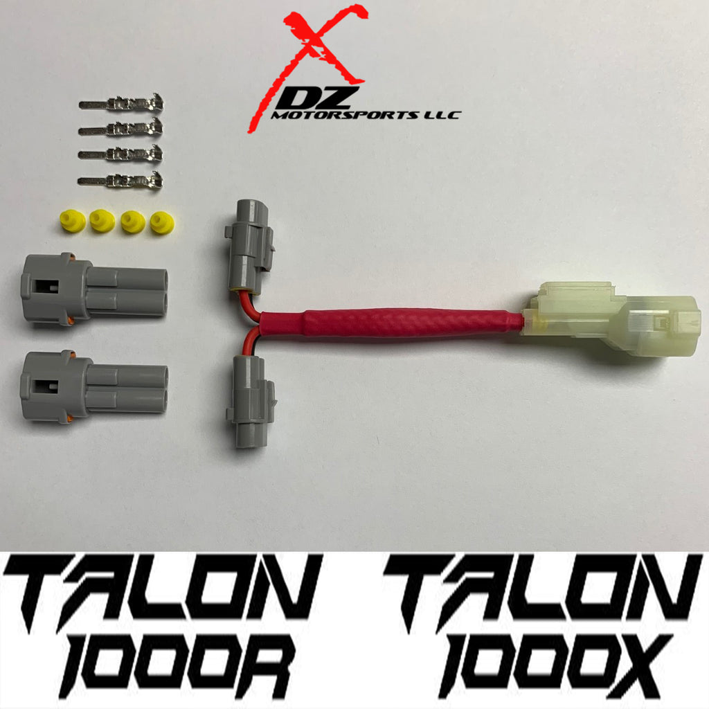 HONDA TALON 12v KEYED POWER ADAPTER