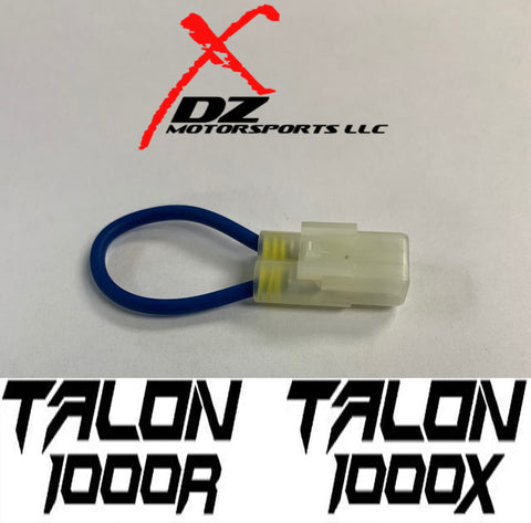 HONDA TALON SEAT BELT BYPASS KIT