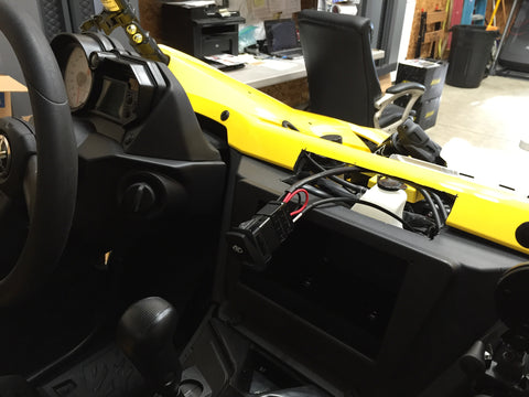 YAMAHA YXZ 1000 FAN OVERRIDE KIT