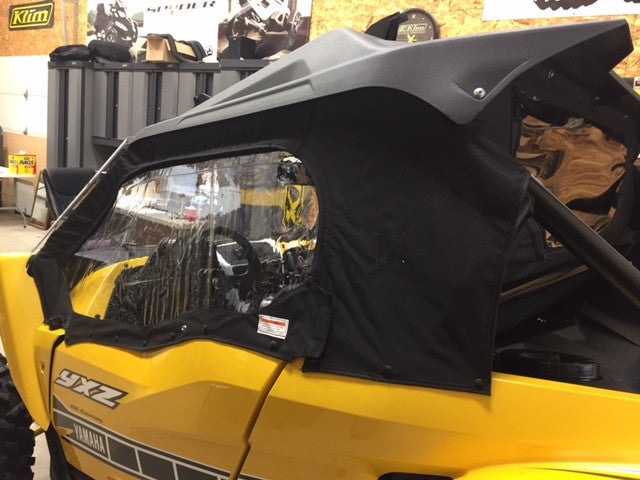 YAMAHA YXZ1000R Soft Side Cover – DZ MOTORSPORTS LLC