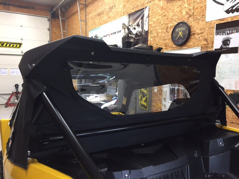 YAMAHA YXZ1000R Rear Window