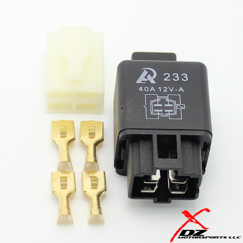 MINI RELAY KIT 40 AMP