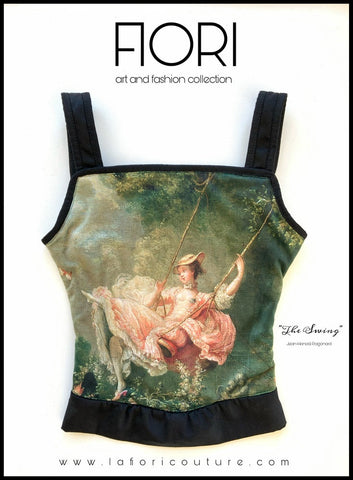 """THE SWING"" Bustier"