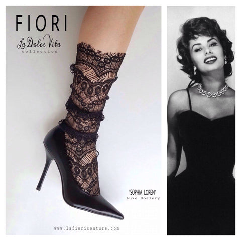 """La Dolce Vita"" Collection ""SOFIA LOREN"""