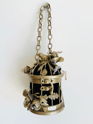 Fairytale Birdcage Hand Bag