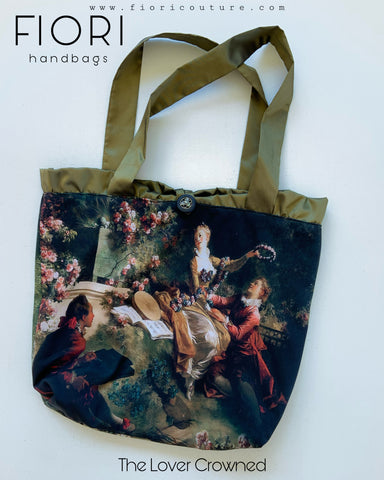 The LOVER CROWNED HANDBAG
