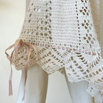 SICILIAN SUNDAY crochet dress