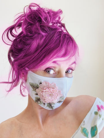 Summer SWEETNESS ROSE FIORI Mask