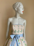 Betsey Johnson Floral Tea Party Dress