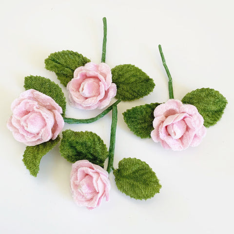 Bouquet of Blossoms Hair Accessories (Petite)