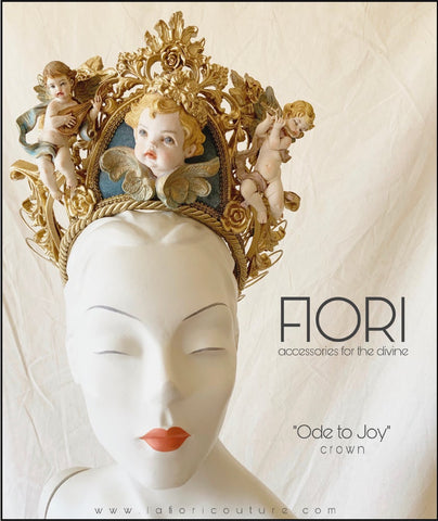 """ODE TO JOY"" Crown"