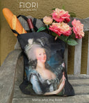 MARIE AND THE ROSE Reusable Tote