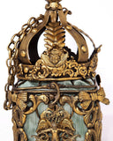 "THE QUEENS CROWN ""LA COURONNE DE LA REINE Handbag"