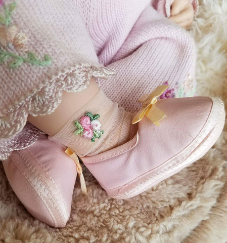 "FIORI Children's Luxe Sock collection ""DOLCE"""