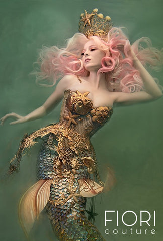 Mermaid Corset (The Original)