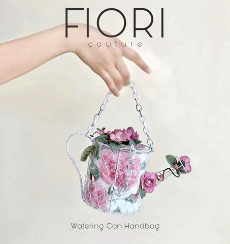 Watering Can Handbag