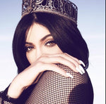 "KYLIE JENNER ""KING KYLIE"" aka ""VICTORY"" Crown"