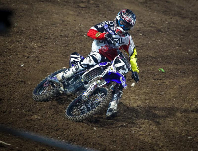 51FIFTY Energy Drink Yamaha - Glendale Supercross Race Report