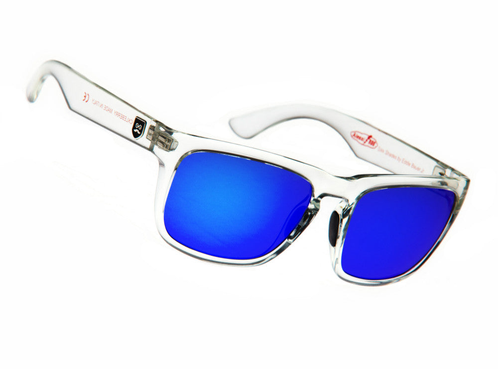 http://sikkshades.com/products/huckleberry-crystal-clear-w-blue-iridium-lens
